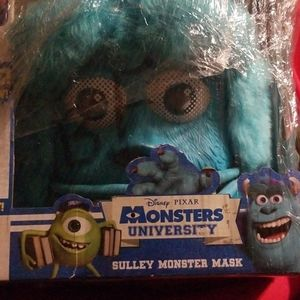 Bf#a Monsters University Sulley Mask  Uniqu